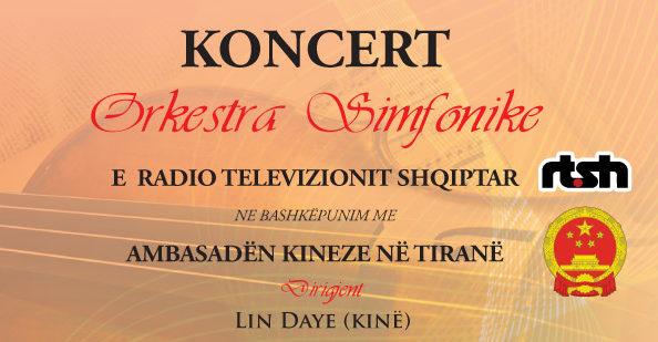 Koncert Orkestra Simfonike
